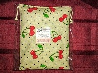 Aromatic Cherry Pit Heating & Cooling Pad---Medium Size is 9 x 7