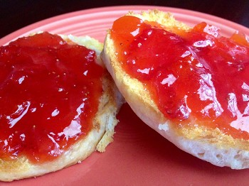 Apricots & Strawberries Preserves