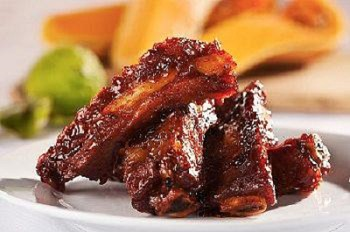 Savory Cherry Barbecue Glaze