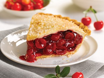 Plump Whole Cherries Pie Filling